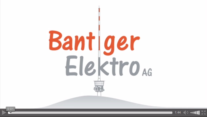 Video Bantiger Elektro AG
